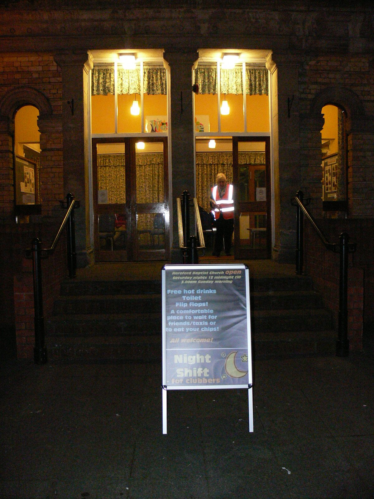 Serving The City Hereford Baptist Church